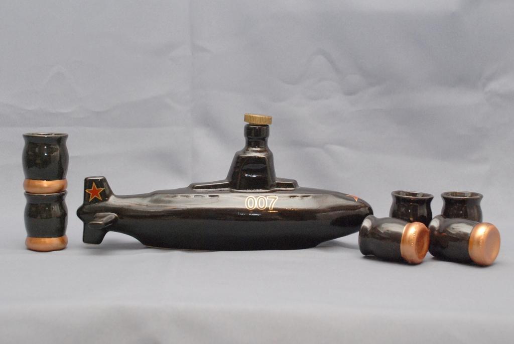 купить штоф подводная лодка в санкт-петербурге